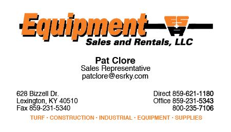 Contact Pat Clore