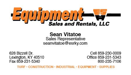 Contact Sean Vitatoe
