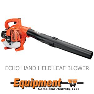 Echo Handheld Leaf Blower