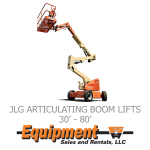 JLG Articulating Boom Lifts