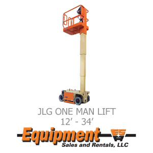 JLG One Man Lift