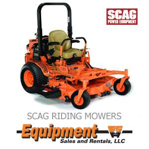 SCAG Riding Mowers