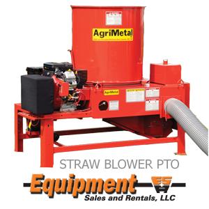 Agrimetal Straw Blower PTO