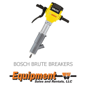Bosch Brute Breakers