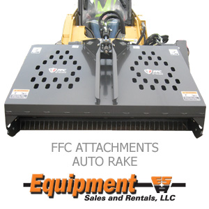 FFC Attachments Auto Rake