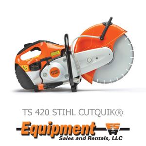 TS 420 STIHL Cutquik®