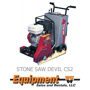 Stone Saw Devil CS2