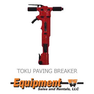 Toku Paving Breaker