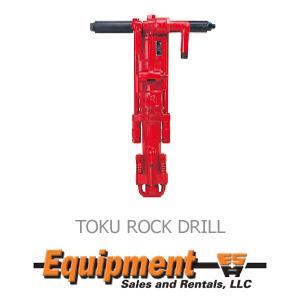 Toku Rock Drill