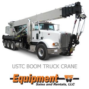 USTC Boom Truck Cranes