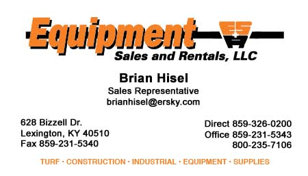 Contact Brian Hisel