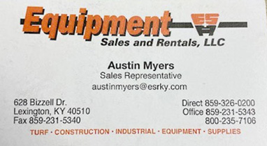 Contact Austin Myers