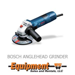 Bosch Anglehead Grinder