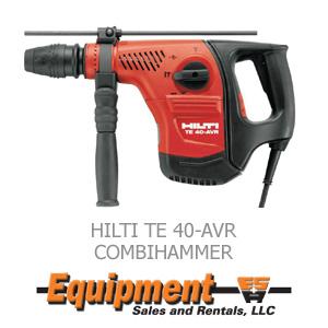TE 40-AVR Combihammer