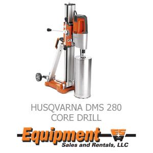 Husqvarna DMS 280 Core Drill
